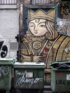 Benzo Mural, king