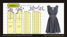 ModelistA: Resultados da pesquisa vestido