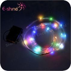 High Quality and Cheap Price Waterproof Battery Operated Micro Led Fairy Light