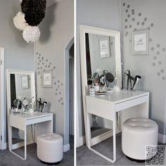 Find Your #Fantasy Makeup Room #Inspiration Here ... → Makeup #Makeup