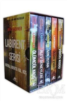 Labirent Serisi Seti (5 Kitap) James Dashner, Book Study, Book Art, Books To Buy, My Books, The Book Thief, Film Books, Maze Runner, Bookstagram