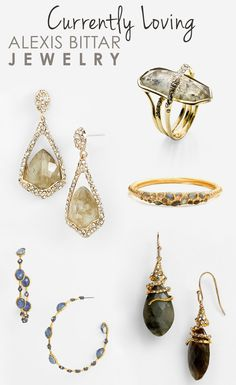alexis bittar jewelry fulfills my witchy glam needs