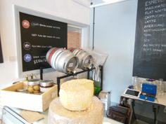 We're really happy that a particularly sexy combo of artisan cheese and craft beer - East London Cheese Board and E17 Tap Rooms got together to offer another new shop to the people of the Stow - Fr...