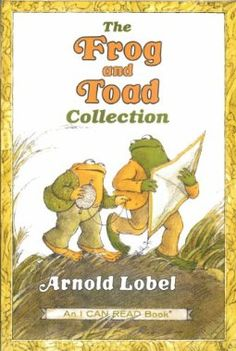 The Frog and Toad Collection Box Set (I Can Read Book 2): Arnold Lobel: 9780060580865: Amazon.com: Books