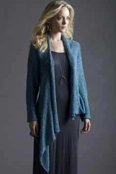 Friendship Modular Cardigan in Tahki Yarns Ripple. Discover more Patterns by Tahki Yarns at LoveKnitting. The world's largest range of knitting supplies - we stock patterns, yarn, needles and books from all of your favorite brands.