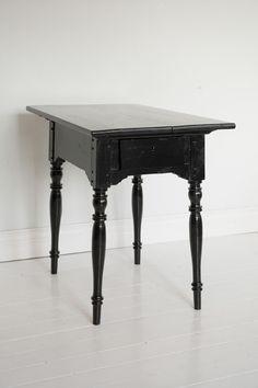 Svart bord  SÅLT