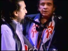 The Highwaymen - Waylon Jennings - Amanda.