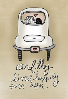 And they lived happily ever after, #marriage, #wedding quote