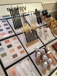 SisleyParis Milano, the update day. Skincare, makeup, fragrances.