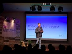 ▶ The case for space: Sean Corcorran at TEDxLaSierraUniversity - YouTube