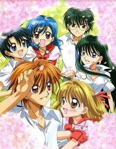 Lucia e Kaito - Hanon e Taro Mitsuki - Rina e Masahiro Hamasaki Kaito, Vocaloid, Anime Nerd, Manga Anime, Romantic Anime Couples, Anime Mermaid, Abstract Iphone Wallpaper, Mermaid Melody, Anime Love Couple