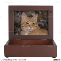 Loki Smirks Keepsake Boxes