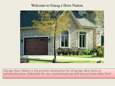 Learn The Facts About Garage Door Nation For Garage Door #GarageDoorNation
