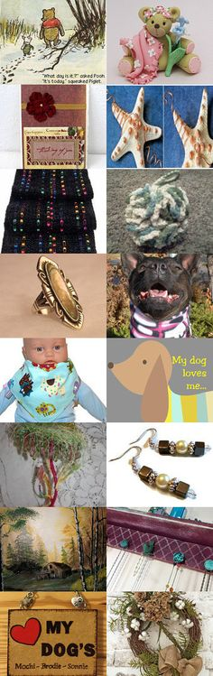 Welcome to May - with Animals and Things by Isobel Morrell on Etsy--Pinned with TreasuryPin.com