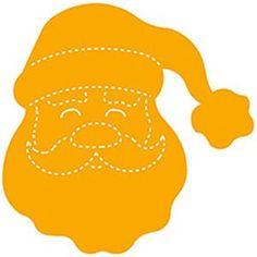 BB (Basic Beginnings) Santa Head - L