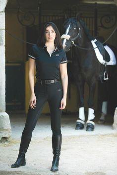 Horseware Latina Breeches - Knee Patch