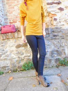 #style #simple #outfit #leggings #fashionblogger #winter  @Sisi Liu #SISI 24 ore di moda   #24hdimoda Look per un colloquio di lavoro, stile semplice, tra bon ton e casual DI AMANDAMARZOLINI, 14 NOVEMBRE 2013,...
