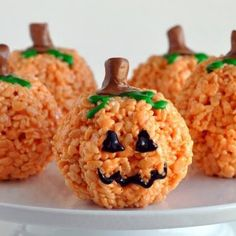 Pumpkin Rice Krispies Recipe | Key Ingredient