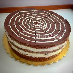 Torta ricotta e cioccolato 😋🍫 #instafood #ilas #ilassweetness #torta #ricottaecioccolato #compleanno  www.ilas.webnode.it www.facebook.com/ilascake