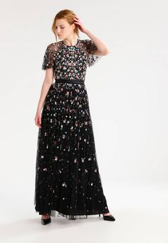 Needle & Thread STARBURST - Occasion wear - black for with free delivery at Zalando Dresses For Sale, Dresses Online, Classic Fashion Trends, Needle And Thread Dresses, Winter Dresses, Dress Winter, Net Fashion, Occasion Wear, Wearing Black
