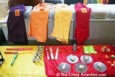 science activity station ideas