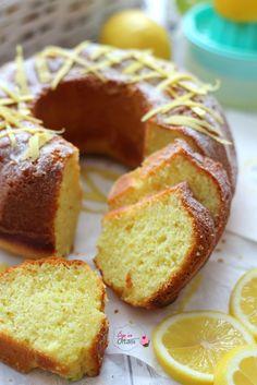 Lemonade Cake with Lemon Freshness- Limonata Ferahlığında Limonlu Kek A soft, fragrant lemon cake. Healthy Cake Recipes, Best Cake Recipes, Healthy Baking, Baking Recipes, Dessert Recipes, Lemon Desserts, Healthy Soup, Healthy Desserts, Bolo Vegan