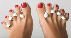 Ignore all thoughts of starving your children's goldfish and sticking your feet into its bowl, it is perfectly possible, according to the silken-hooved sirens of the Style & Beauty Talk board, to give yourself a great pedicure at home without any animals being harmed. Least of all you.