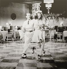 Rita Hayworth and Fred Astaire in You Were Never Lovelier (1942).