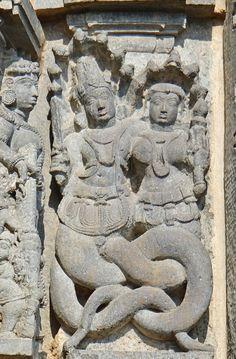 Image result for naga nagini ancient sculpture