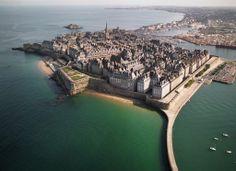 Saint Malo - France