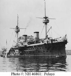 Guerra naval (armada española) Pelayo