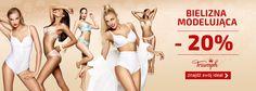 Bielizna Modelująca Triumph obnizka 20%; Bielizna Korygująca Triumph obnizka 20% Bikinis, Swimwear, Fashion, Bathing Suits, Moda, Swimsuits, Fashion Styles, Bikini, Bikini Tops