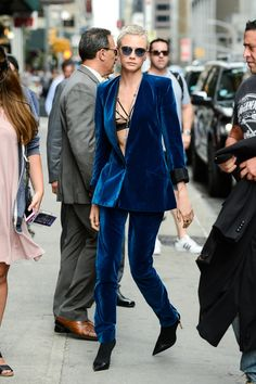 How Kendall Jenner and Rihanna Make Lingerie Red Carpet Appropriate Photos | W Magazine
