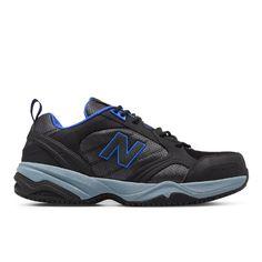 7d1a87722c9b Reebok Work Men s Jorie Medium X-Wide Slip Resistant Work Oxford Shoes (Black  Leather)