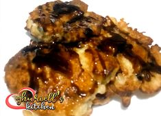 Banana Fritters with Syrup Easy Recipes, Easy Meals, Banana Fritters, Pork, Meat, Chicken, Easy Punch Recipes, Kale Stir Fry, Beef