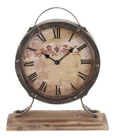Two Bell Table Clock | zulily