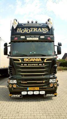 Scania*Super R560