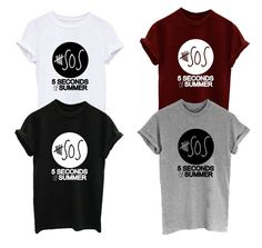 5 Seconds Of Summer Band Music Band  Punk by trustshoponline