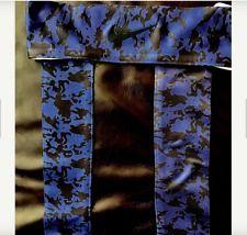 Custom Camouflage Nike Dri-Fit Head Tie Headband 2.0 - Blue Red White Black Grey