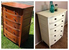 Refurbished furniture idea