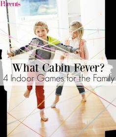 These indoor activities are so much fun, your child will never know you had a hidden agenda. How's that for a game changer?