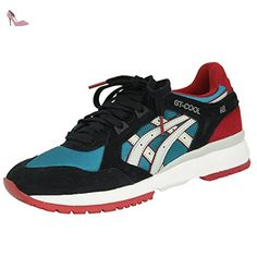 Asics Gel-Pulse 6 Gs, Chaussures de trail mixte enfant - Violet (2193-Raspberry/Silver/Turquoise), 39.5 EU (5.5 UK)