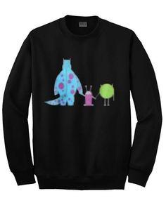 monster disney sweatshirt