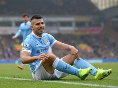 Sergio Aguero charged by Football Association for violent conduct #Manchester_City #Football
