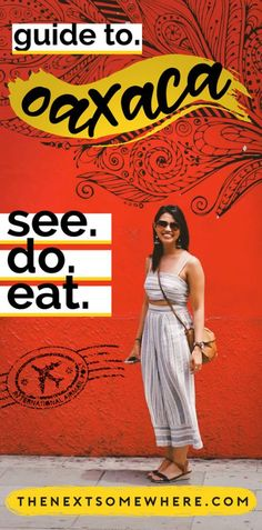 In City Guide Oaxaca, get a detailed overview of where to eat, sleep, and go in the city of Oaxaca de Juarez in southern Mexico.