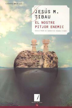 Tibau, Jesús M. El Nostre pitjor enemic. Valls : Cossetània, 2016 Movies, Movie Posters, Art, Art Background, Films, Film Poster, Kunst, Cinema, Movie