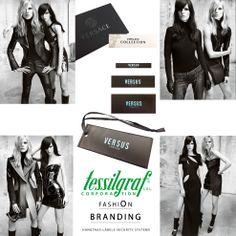 dedicated to our brands #versace #versus #fashion #branding #brand #label #hangtag #love #trend #production @Tessilgraf #tessilgraf