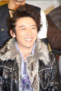 高橋一生/Issei Takahashi, Jan 09, 2014 : 「夜のせんせい」制作発表=2014年1月9日撮影 - タレント辞書