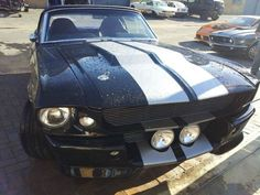 1967 Mustang Eleanor Convertible | For Sale | Cape Town