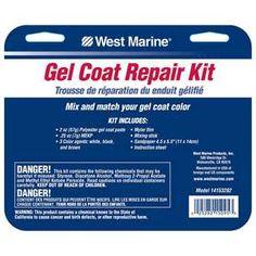 Gel Coat Repair Kit